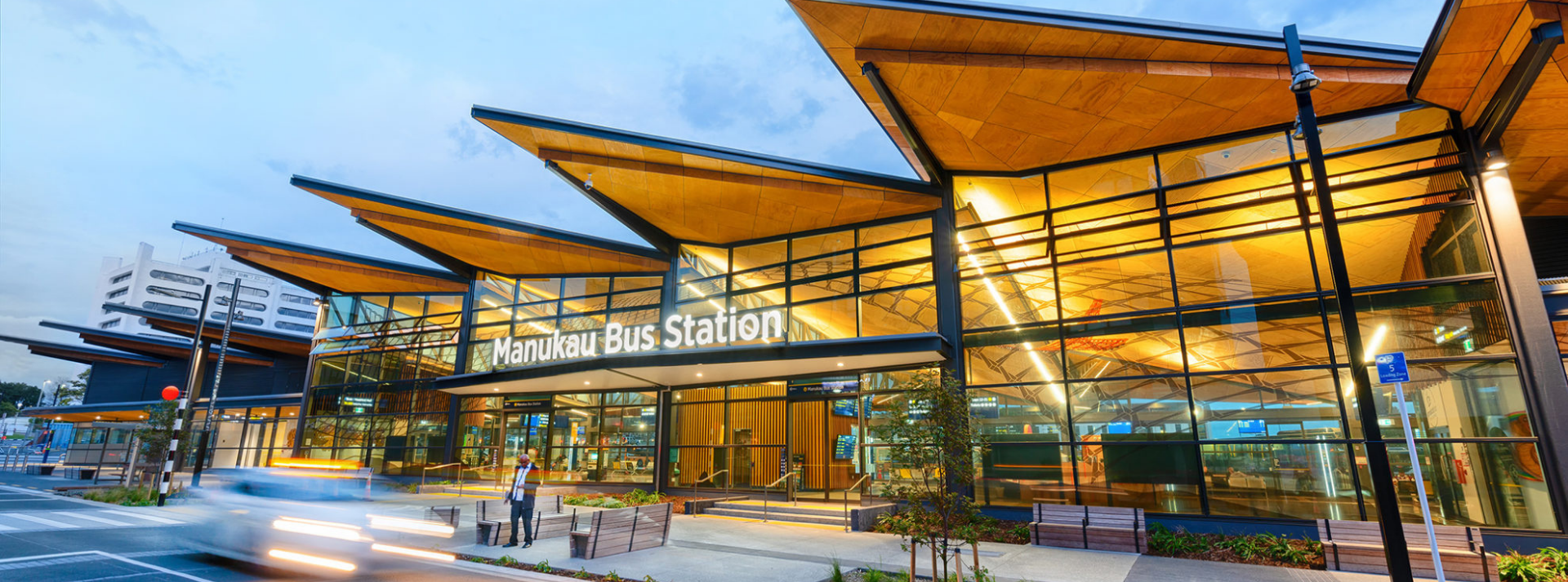 Manukau Bus & Train Interchange