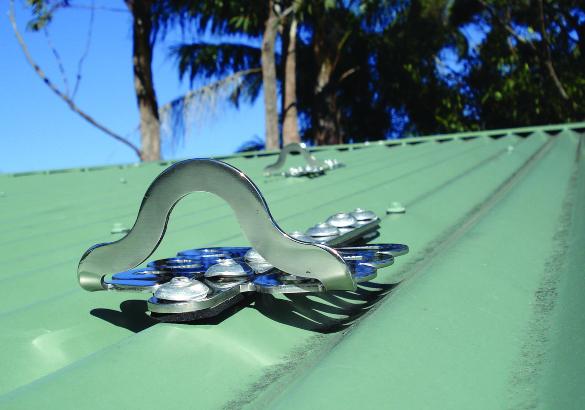 SafetyLink FrogLink - Mounted